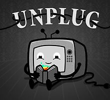 Unplug by littleclyde