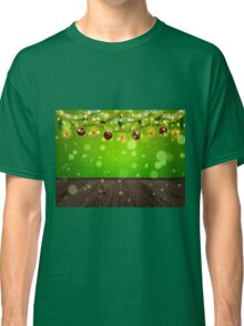 Christmas interior Classic T-Shirt