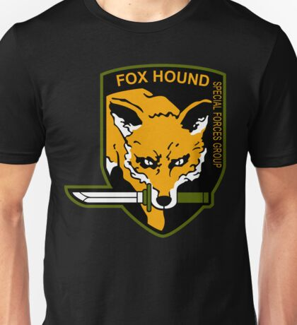 FOXHOUND PHANTOM PAIN Unisex T-Shirt