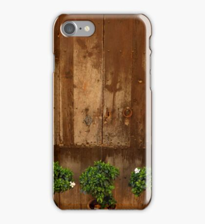 Three Pots  iPhone Case/Skin