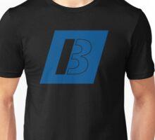 Blue: Bottom Unisex T-Shirt