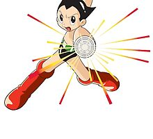 Astro Boy by mikecool