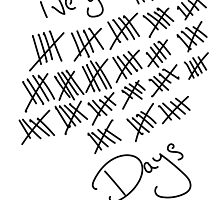 I've got like, 100 days by benenen