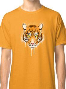 Graffiti Tiger Classic T-Shirt