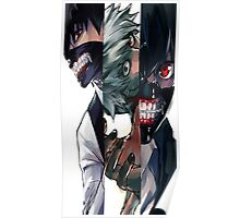 Kaneki's second nature - Tokyo Ghoul ; only twin Poster
