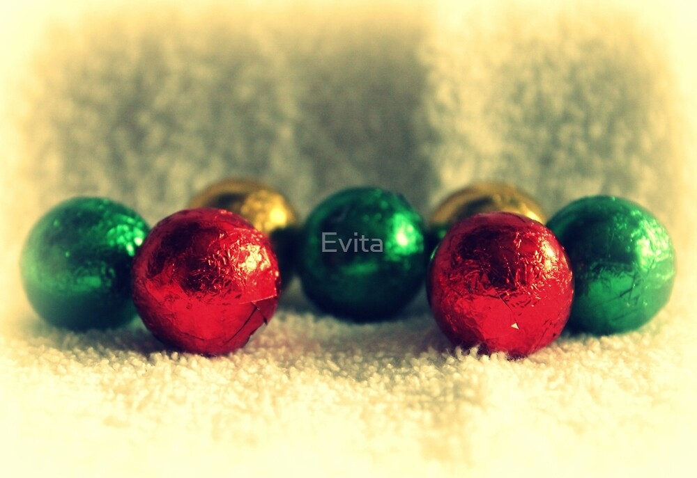 It's Christmas Time by Evita