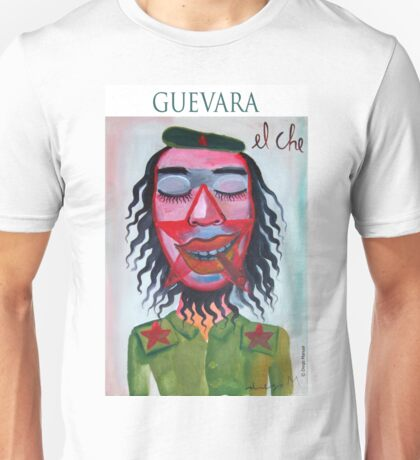 El Che por Diego Manuel. Unisex T-Shirt