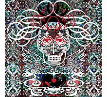 "Day of The Dead Series: La ""La-la"" Photographic Print"