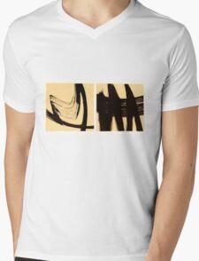 untitled 03 Mens V-Neck T-Shirt