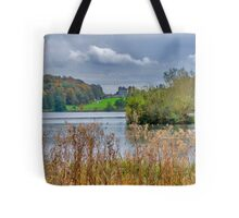 Great Lake Castle Howard Tote Bag