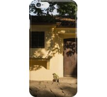 Sun and Shade Gate iPhone Case/Skin