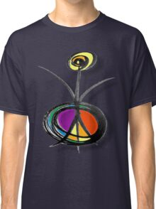 reach out for peace Classic T-Shirt