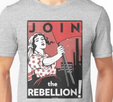 Join the Rebellion! Unisex T-Shirt