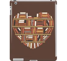 I Heart Books iPad Case/Skin