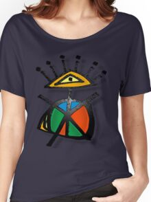 sunrise for peace Women's Relaxed Fit T-Shirt