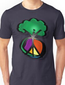 peace for trees Unisex T-Shirt