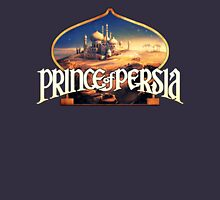 Prince of Persia Retro Realistic Style - DOS game fan shirt Unisex T-Shirt