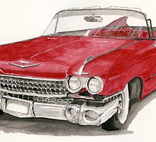 'Caddy' 59 by Eva  Ason