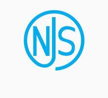 NJS stamp (blue print) Unisex T-Shirt