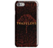 Travelers - Tree of time iPhone Case/Skin