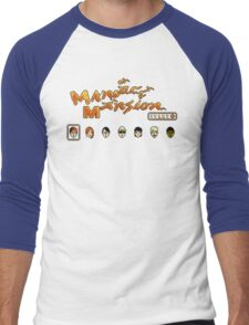 Maniac Mansion (NES) Men's Baseball ¾ T-Shirt
