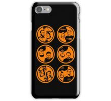 FunHaus Logos (Vertical) iPhone Case/Skin