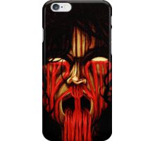 The Bleeding iPhone Case/Skin