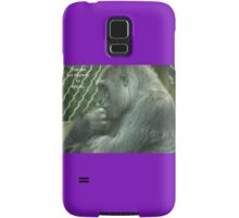 You are not allowed to ape us. Samsung Galaxy Case/Skin