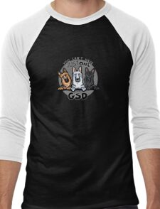 Can't Have Just One German Shepherd Dog Men's Baseball ¾ T-Shirt