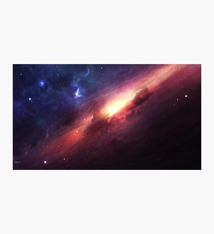 Space is beautiful Photographic Print