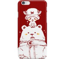 Animals reunited!  iPhone Case/Skin