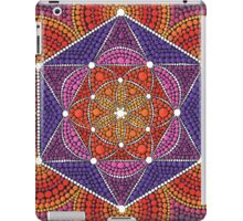 Fire Star- Genesis Pattern iPad Case/Skin