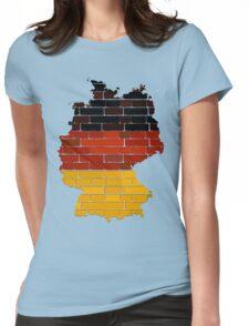 DE Womens Fitted T-Shirt