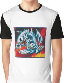 smal blue toon Graphic T-Shirt