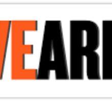 #WEARESF Giants Sticker Sticker
