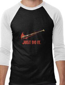 """JUST DO IT """"LUCILLE"""" Men's Baseball ¾ T-Shirt"""