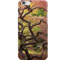 Seattle Japanese Garden iPhone Case/Skin