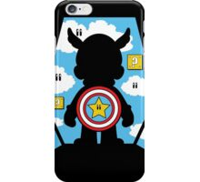 Captain Plumber iPhone Case/Skin