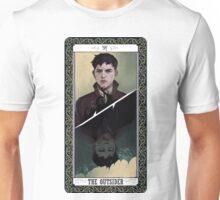 The Outsider Tarot Card Unisex T-Shirt