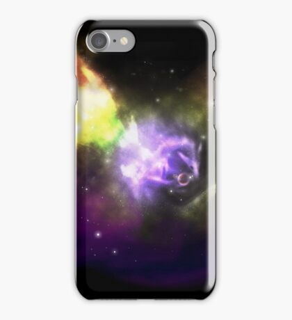 Planet Crafter iPhone Case/Skin