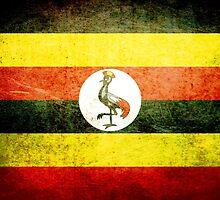 Uganda - Vintage by solnoirstudios