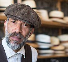 The Hat Man by Tori Haeusler