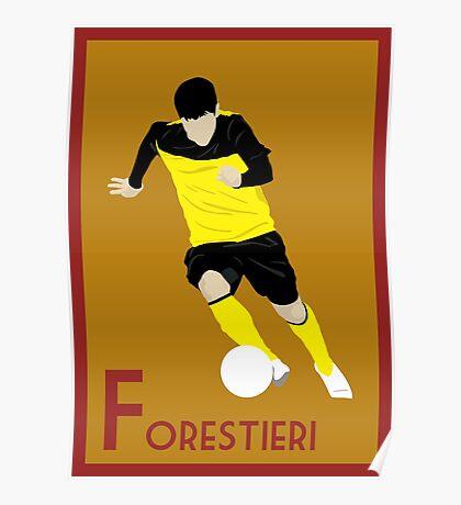 F: Fernando Forestieri POSTER Poster
