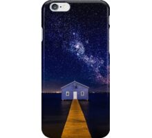 The Boatshed and the Galaxy iPhone Case/Skin