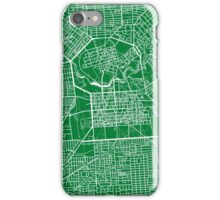 Adelaide (Green) iPhone Case/Skin