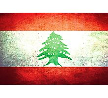 Lebanon - Vintage Photographic Print