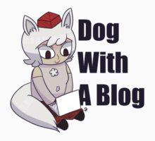 Dog With A Blog ft Momiji by dominamano