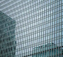Buildings Relections by Sajeev Chandrasekhara Pillai