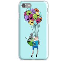 finn phone case  iPhone Case/Skin