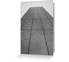 Torchwood Water Tower Greeting Card
